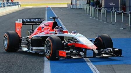 マルシャ新車「MR03」発表