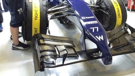 ウィリアムズ新車FW36