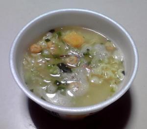 神戸物産 あっさりした味覚 チャンポンめん(できあがり)