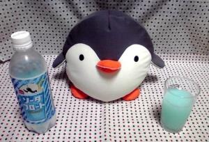 ファミリーマート専売 ペンギンさんシリーズ ソーダフロート