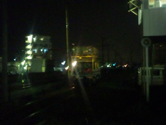 130323旭町駅夜間作業 (2)のコピー