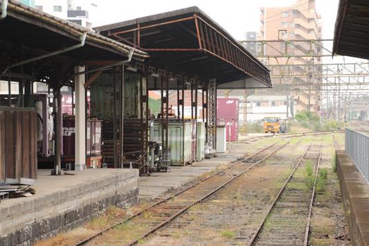 130511大牟田駅 (1)のコピー