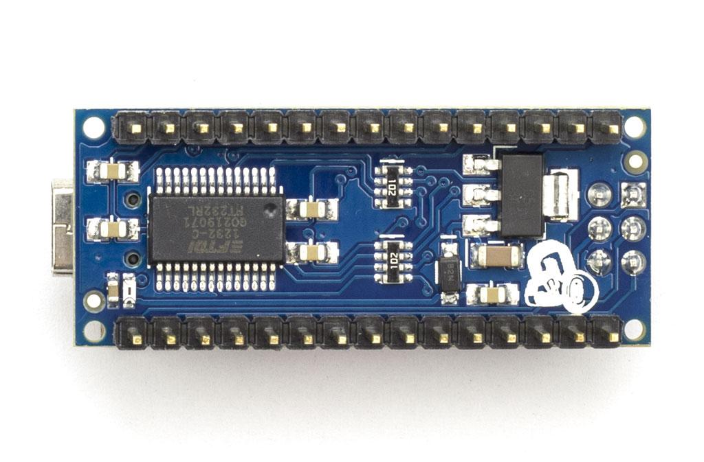 ゲームロボット/ゼムネス arduino nano の外部電源