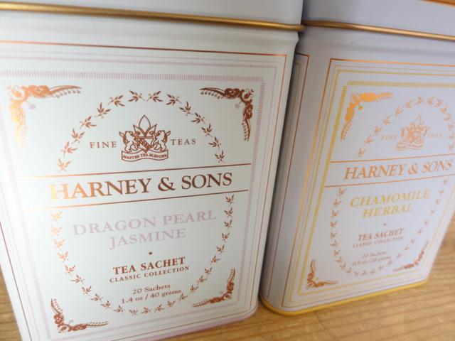 ハーニー&サンズの紅茶