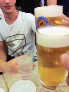 0618ビール