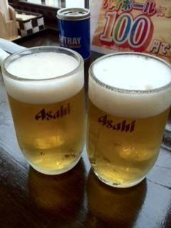 0807ビール