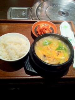 0822定食