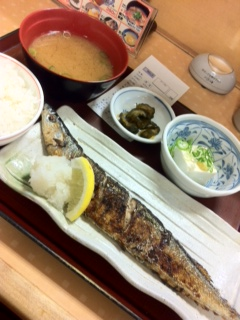 1011定食