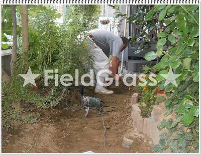 WATARU 掘削 手掘り スコップ