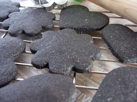 ブラックココアクッキー