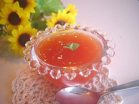 トマトnoゼリー