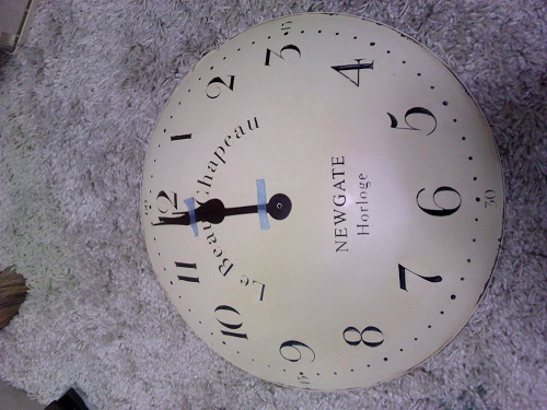時計 補修後