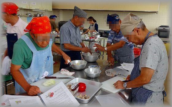 130831料理教室