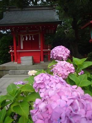 三島大社内厳島神社