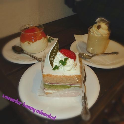 FLAVERsケーキ