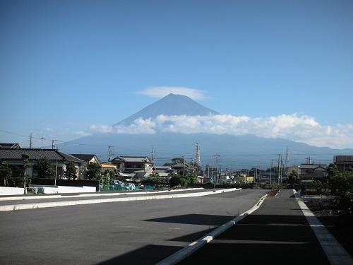 すっきり富士山