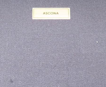Scabal社のウィンターコットン「ASCONA(アスコナ)」