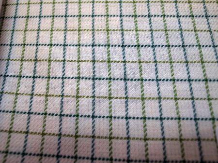 秋冬向けのコットンウールの起毛オーダーシャツ生地