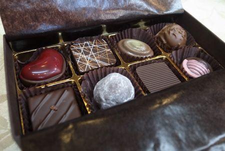 ハイアットリージェンシー東京のチョコ