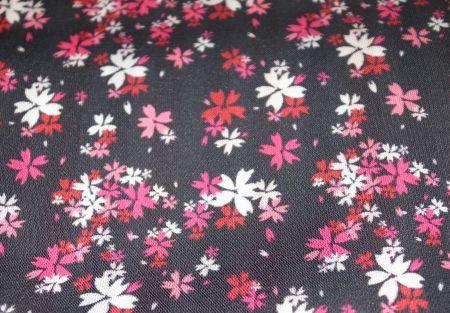 桜吹雪の裏地スーツジャケット用