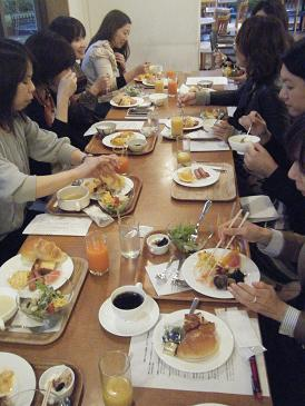 11月朝食会 003