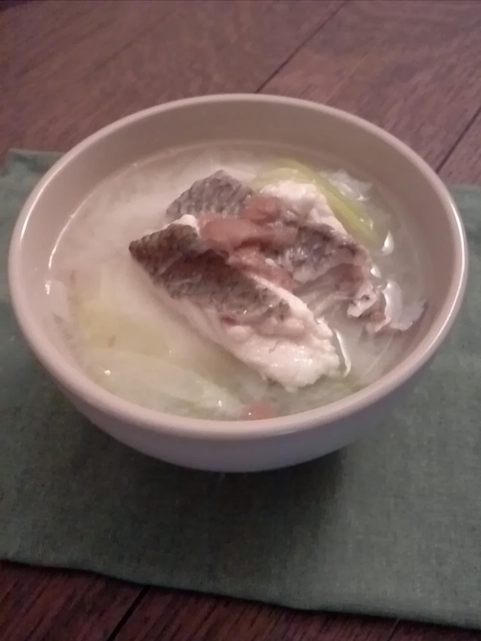 長崎産 鯛のだし茶漬け