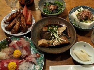 2014平日の夕食