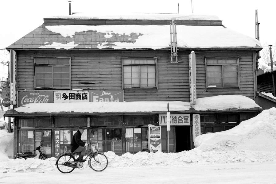 留萌本線 増毛港4 198402 take1b