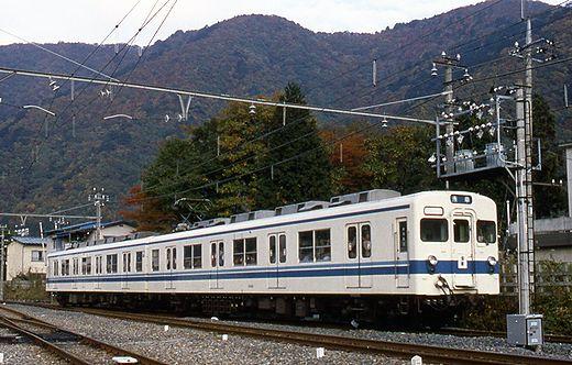 東武鉄道155-1