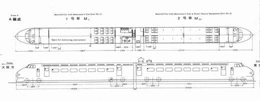 新幹線試作電車形式図_ページ_2-2