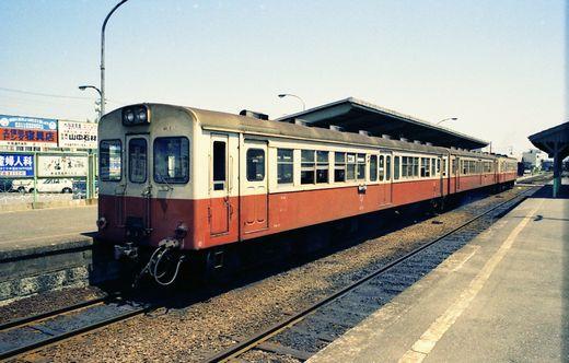 19800511関東鉄道・常総線608-1