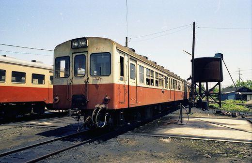 19800511関東鉄道・常総線611-1