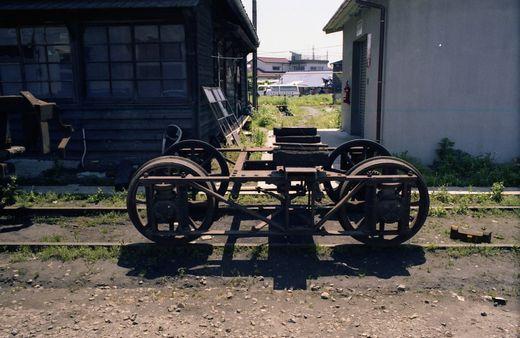 19800511関東鉄道・常総線615-1
