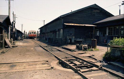 19800511関東鉄道・常総線616-1