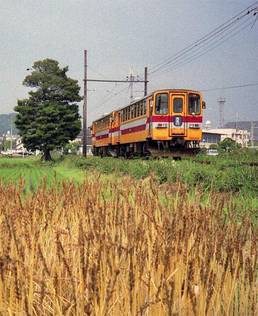 1992近江鉄道・日野駅365-2
