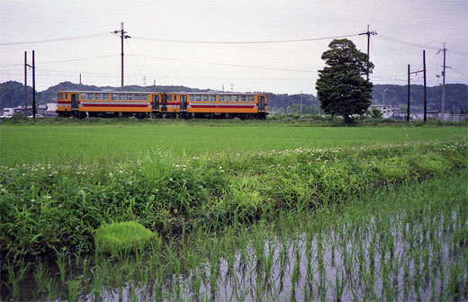 1992近江鉄道・日野駅364-2