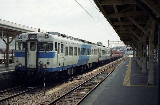 1992播但線キハ585511-2