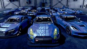 GT6 LIMITED car