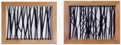 糸とフレーム