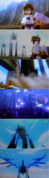 『新・光神話パルテナの鏡』CGアニメIG_3