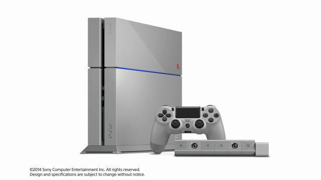 PS4 20周年アニバーサリー エディション