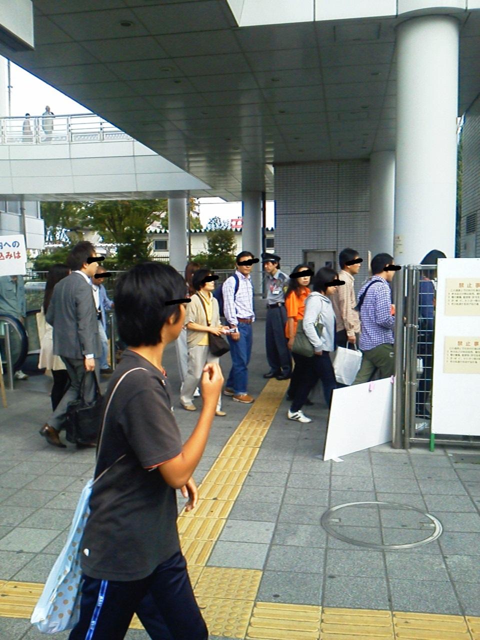 05ナゴヤドーム前名城住宅街宣2012.10.13
