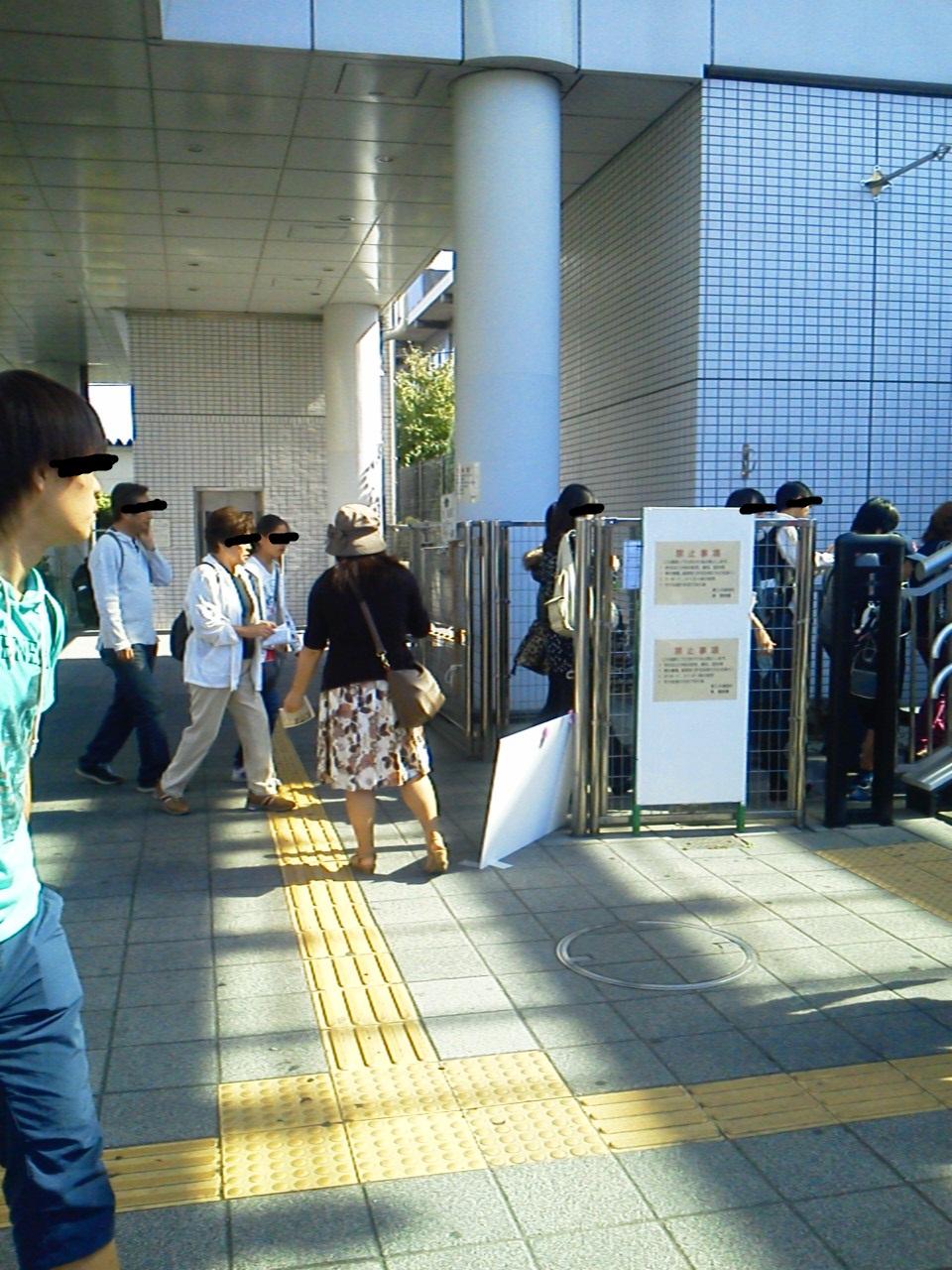 03ナゴヤドーム前名城住宅街宣2012.10.13