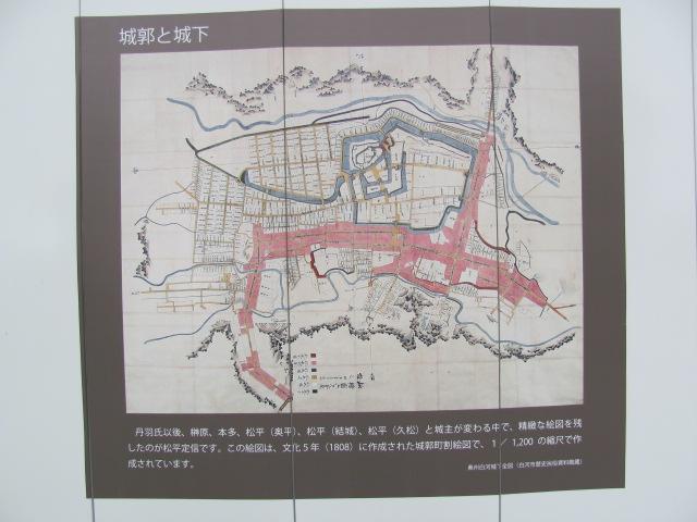小峰城修復の様子平成25年5月10日l