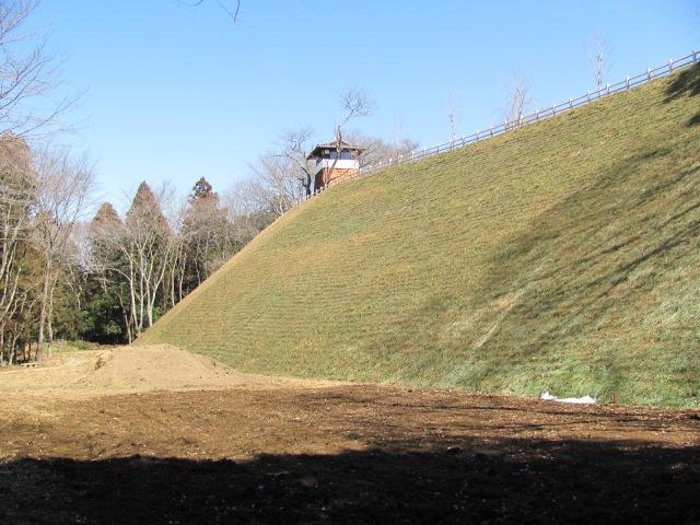 黒羽城復興3.06x