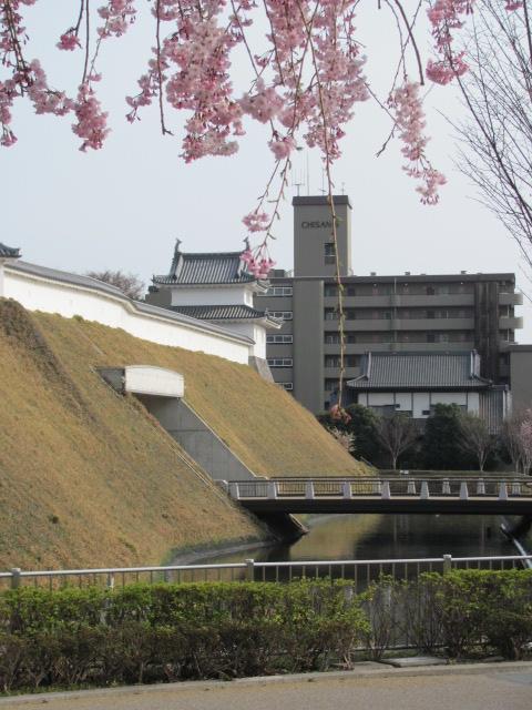 宇都宮城桜平成13年4月1日b