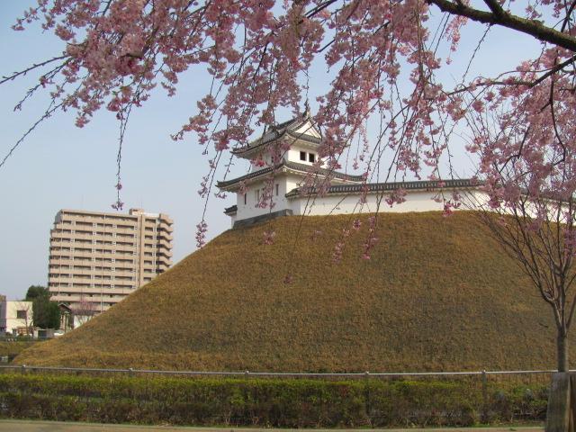 宇都宮城桜平成13年4月1日g