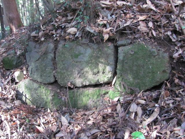 常盤門石垣1