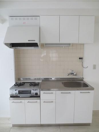 サンワ駒沢大学物件キッチン