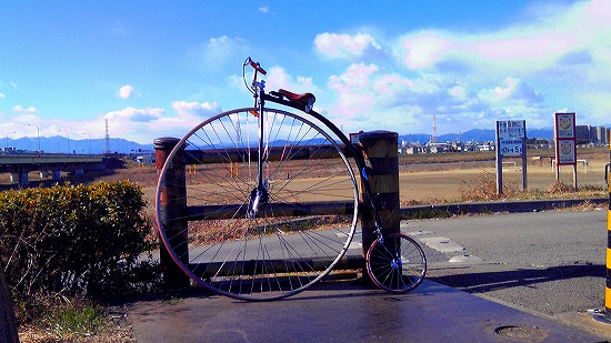 骨董自転車